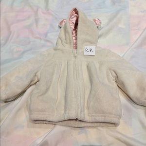 Fluffy soft jacket